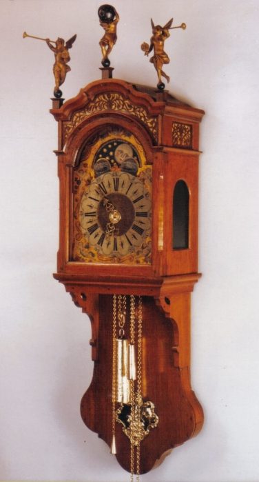 Korstaart met Amsterdams kapje I.S. ca. 1820